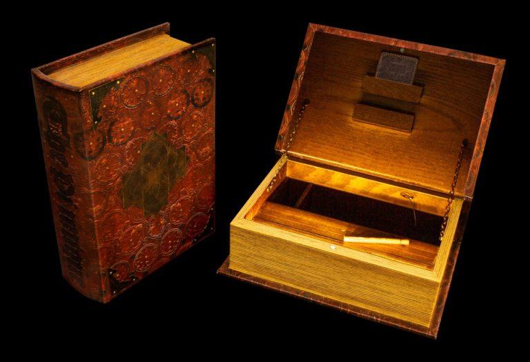 "Joint Buch Box ""The Piunique"""