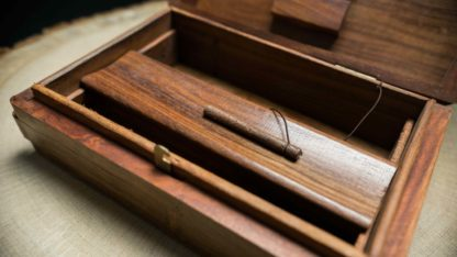 Box, Holzbox, Just Roll With It