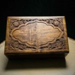 "Wooden Box ""Persia"""