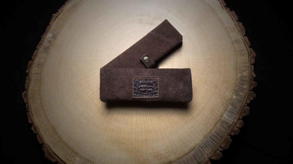 """MP04 Mini Joint Rolling Pouch """"Brownie"""""""