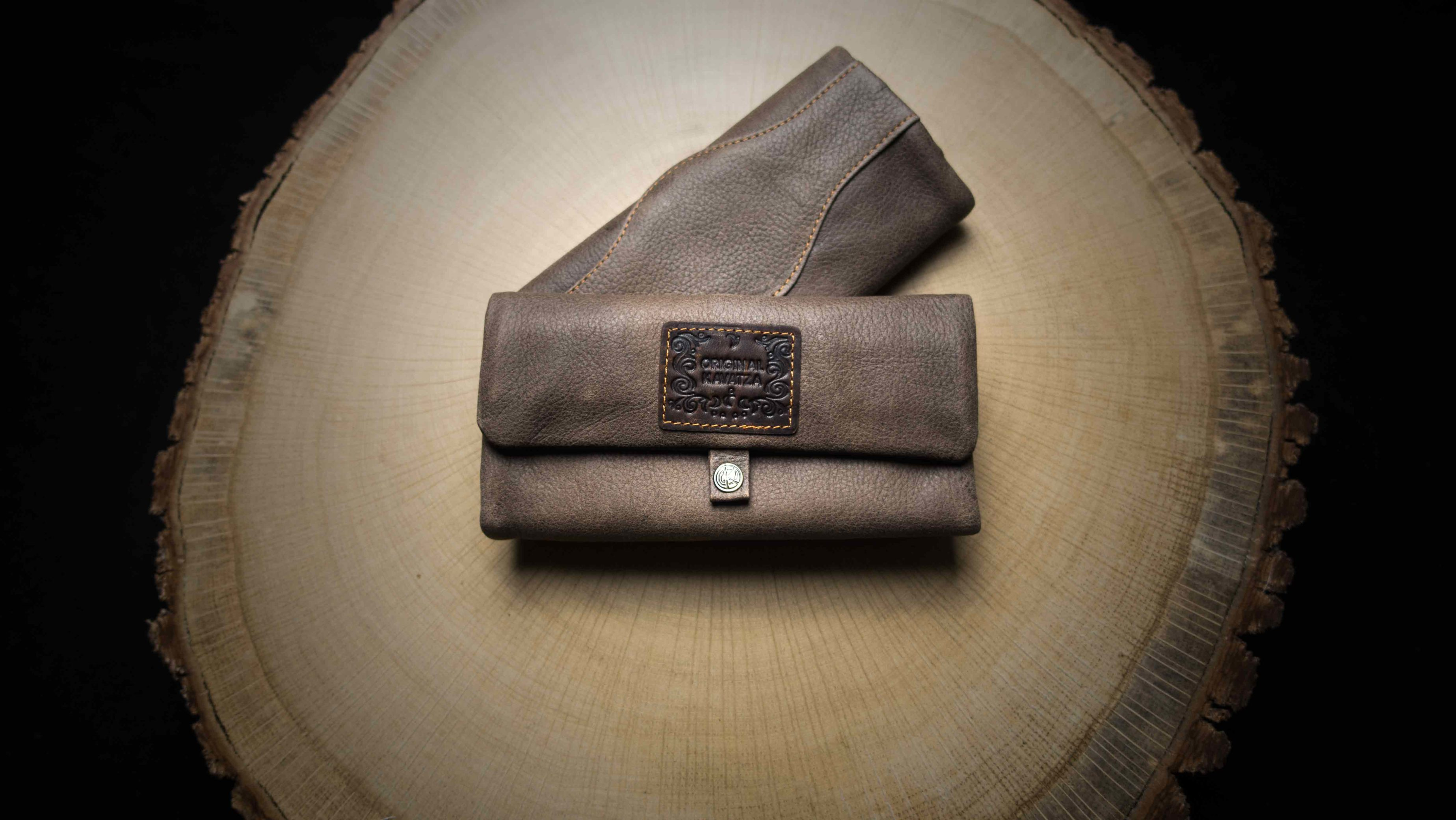 "P11 Rolling Tobacco Pouch ""Cowboy"""