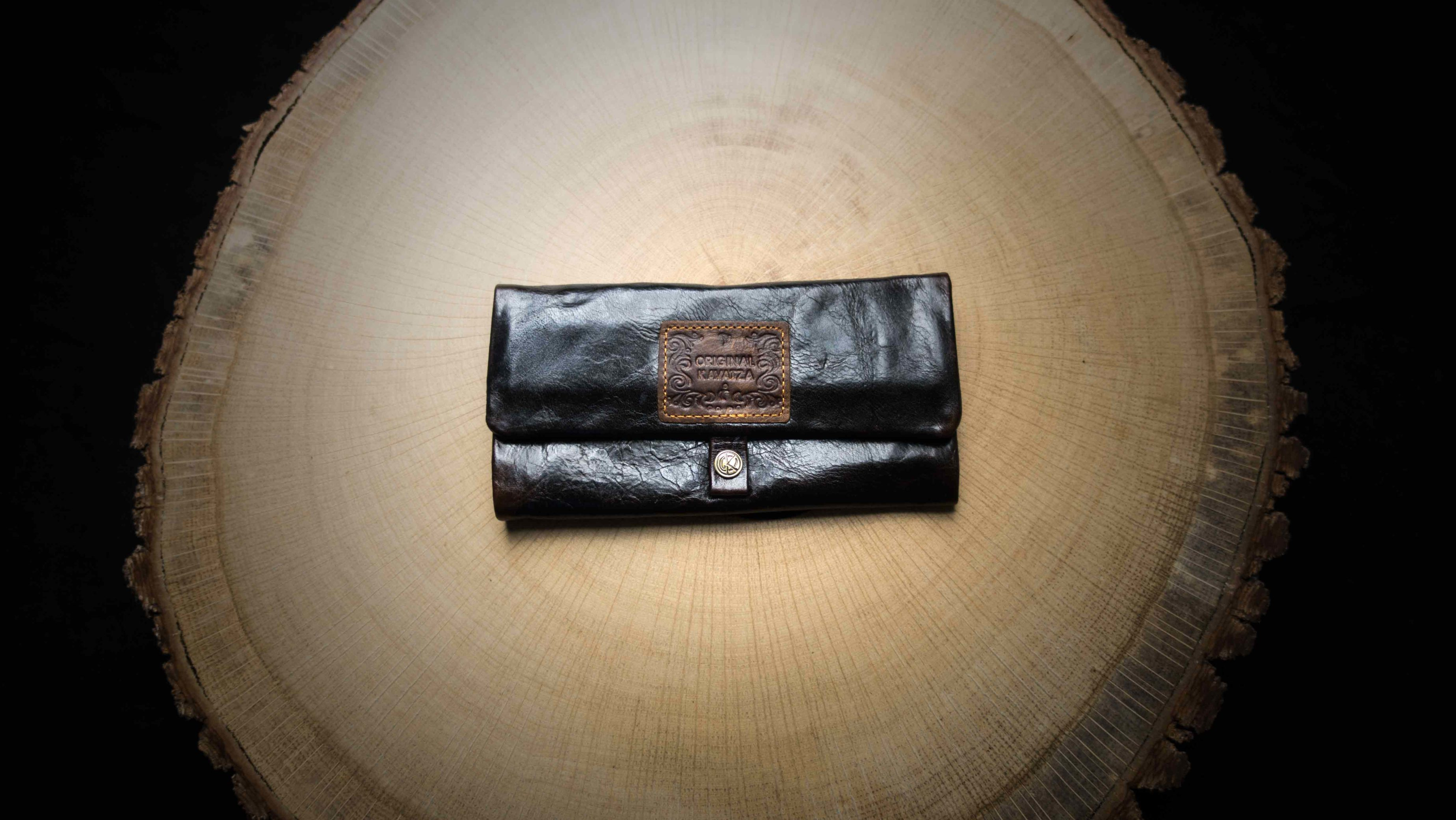 "P17 Rolling Tobacco Pouch ""Havana"""