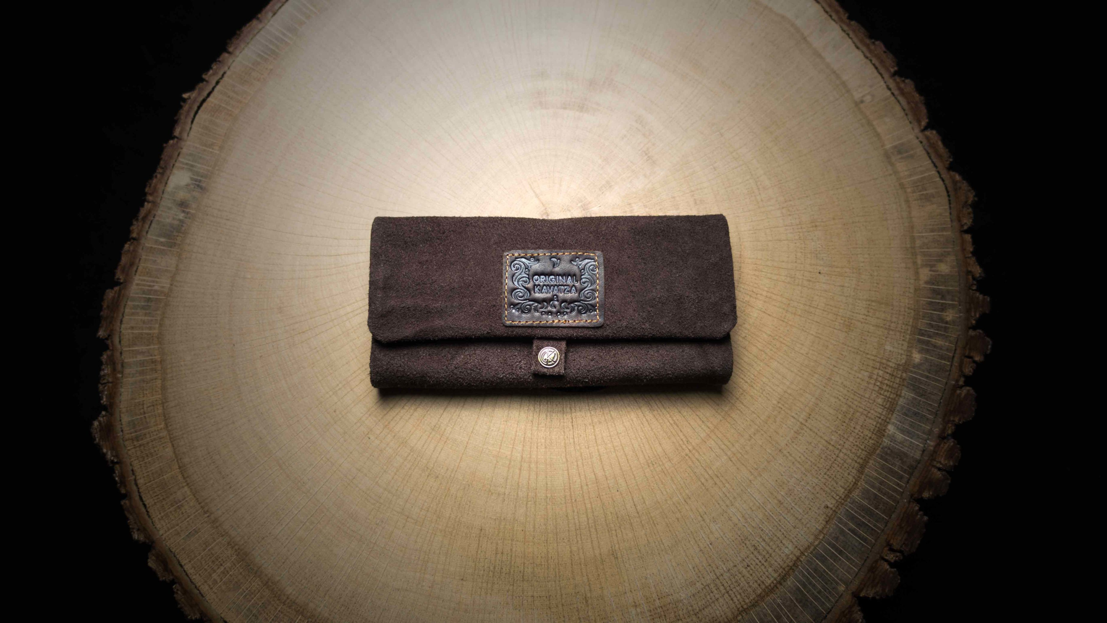 "P04 Rolling Tobacco Pouch ""Brownie"""