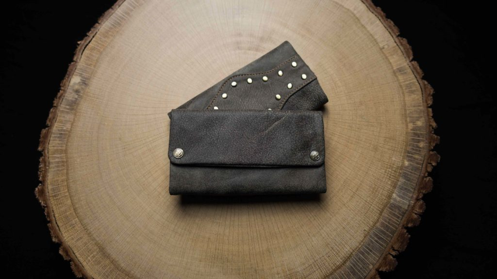 """TP13 Tobacco Pouch """"Wild Thing"""""""