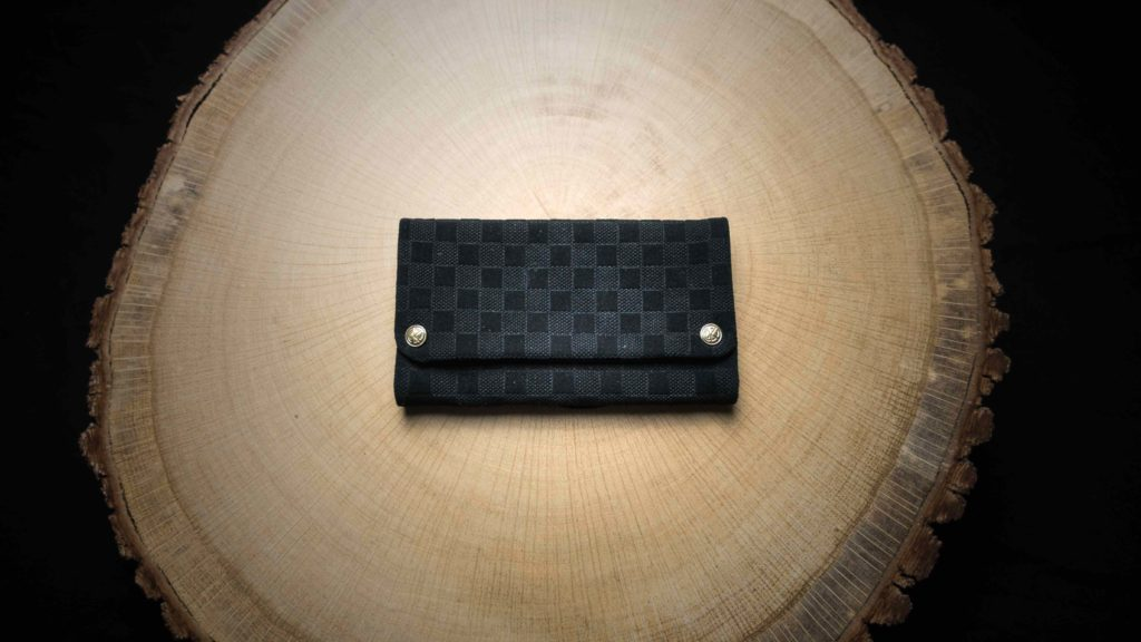 "TP19 Tobacco Pouch ""Checkmate"""