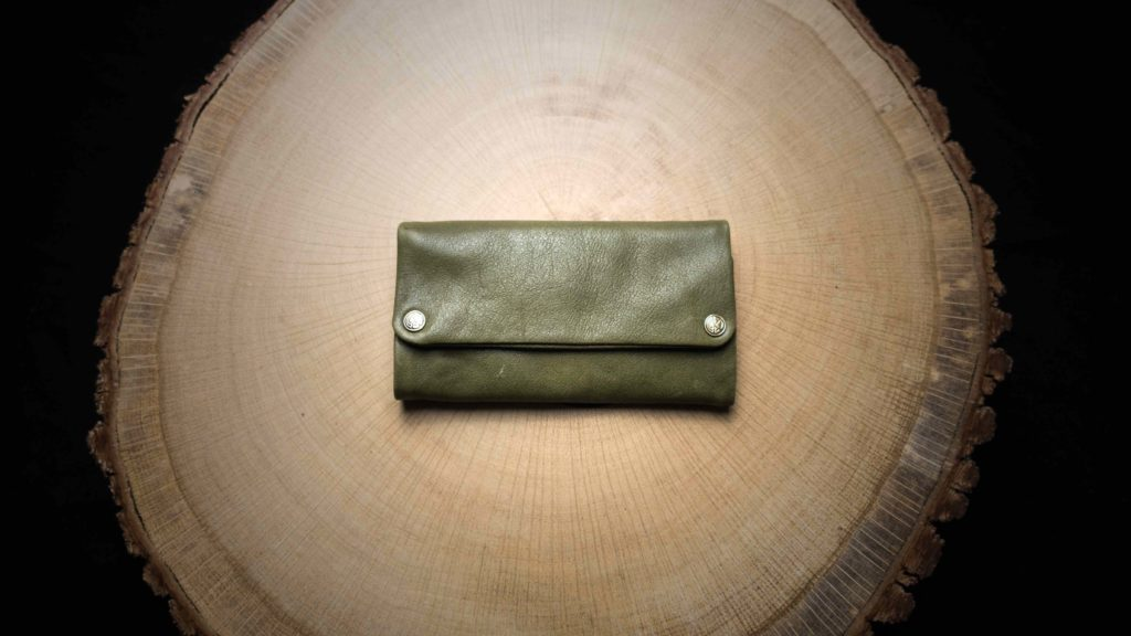 """TP20 Tobacco Pouch """"Jade"""""""