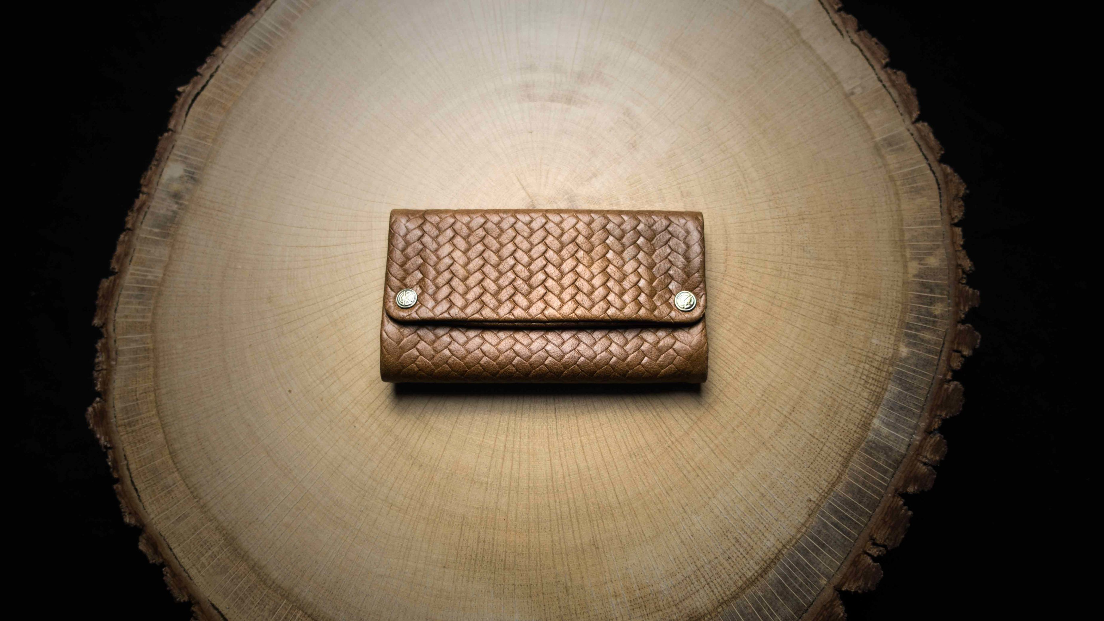 "TP21 Tobacco Pouch ""Woven Tabba"""