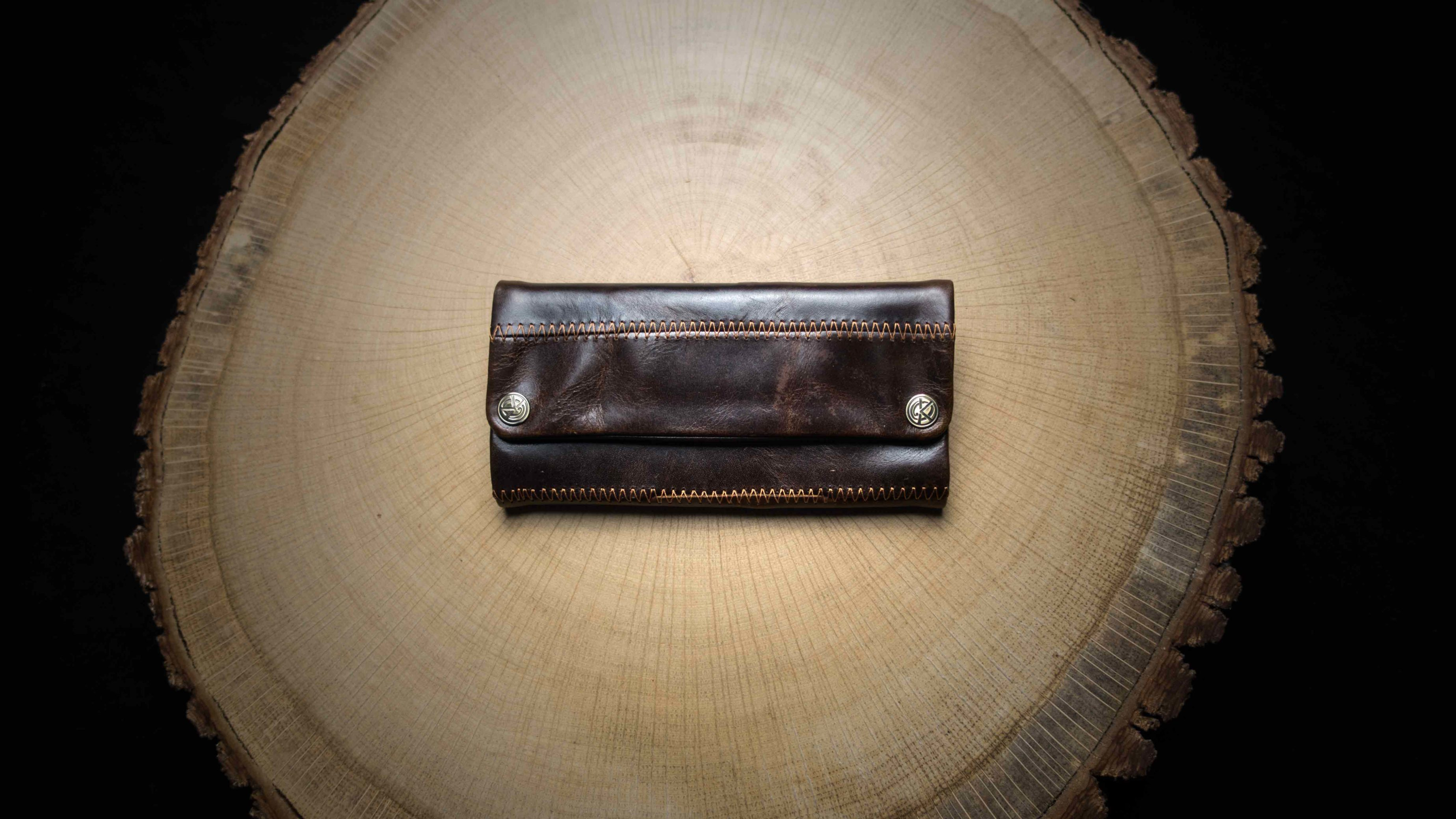 "TP23 Tobacco Pouch ""Patch Havana"""