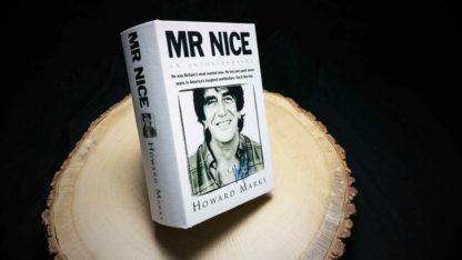 "B05 Book Box ""Mr Nice"""
