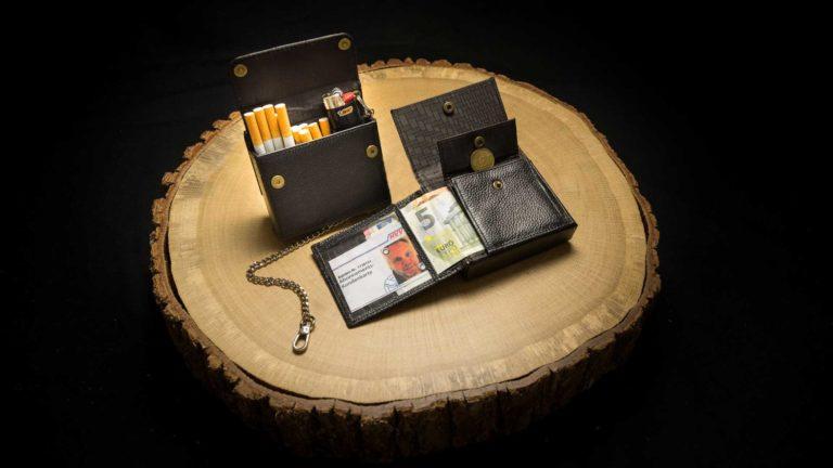 "CW01   Cigarette Wallet ""Classic""   4260419120744"