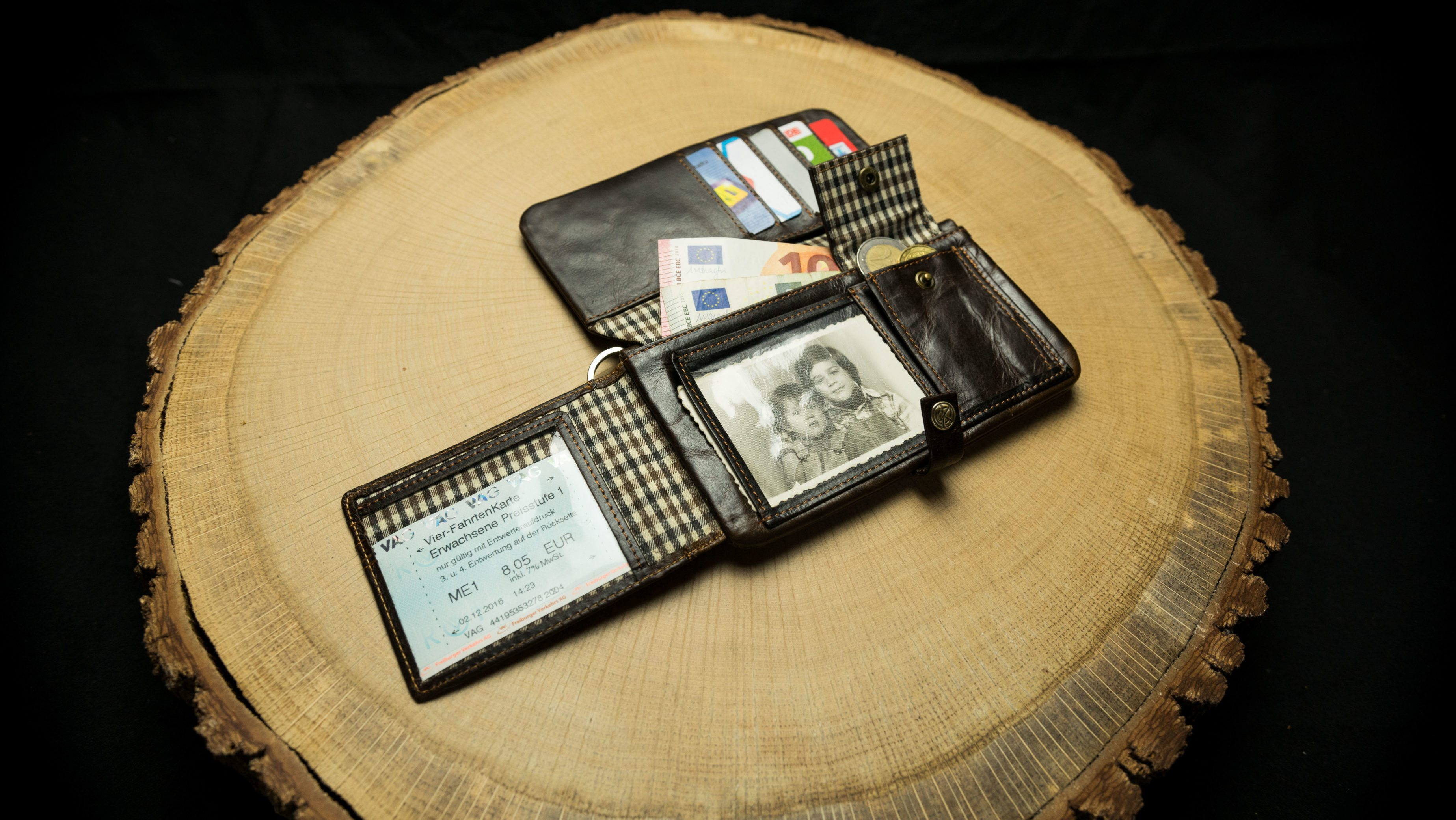 Tabak Portemonnaies von Original Kavatza