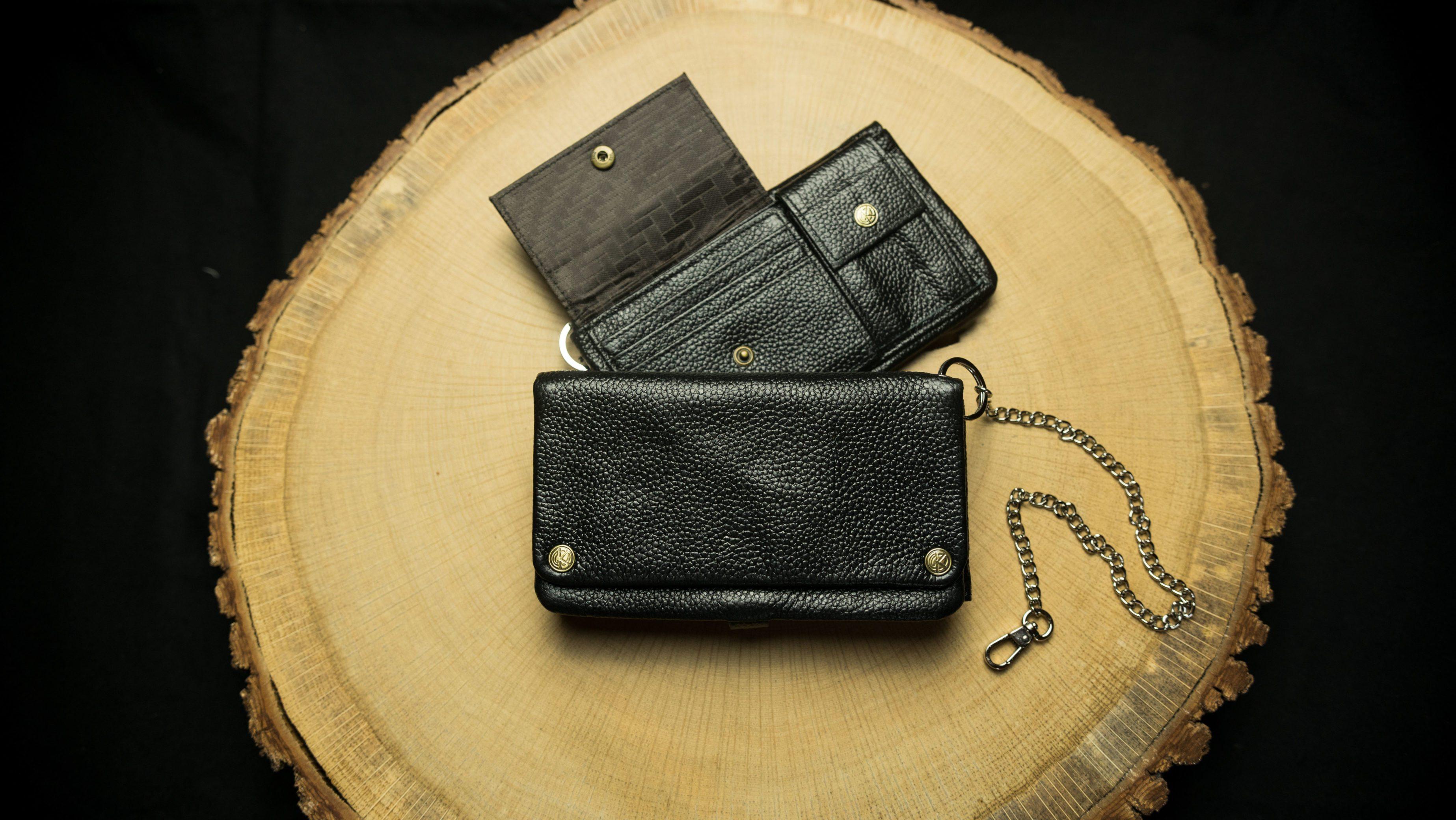 "TWS01 Tobacco Wallet (S) ""Classic"""