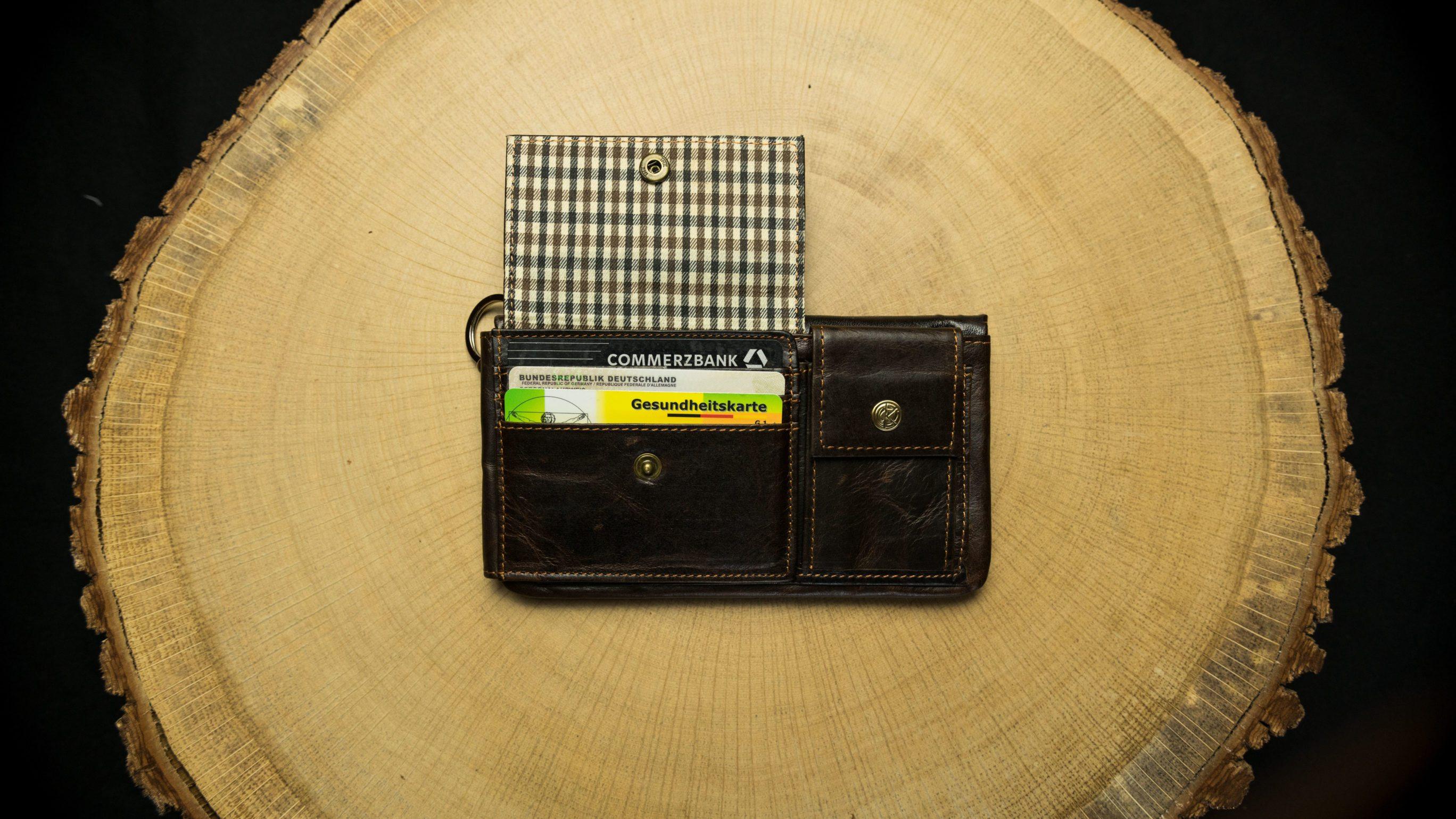 """TWS17 Tobacco Wallet (S) """"Havana"""""""