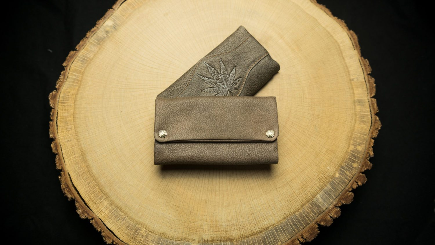 "TP16 Tobacco Pouch ""Cannaboy"""