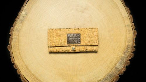 "PC32 Rolling Tobacco Pouch ""Cork-Odile"""