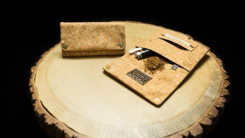 """TPC30 Tobacco Pouch """"Cork"""""""