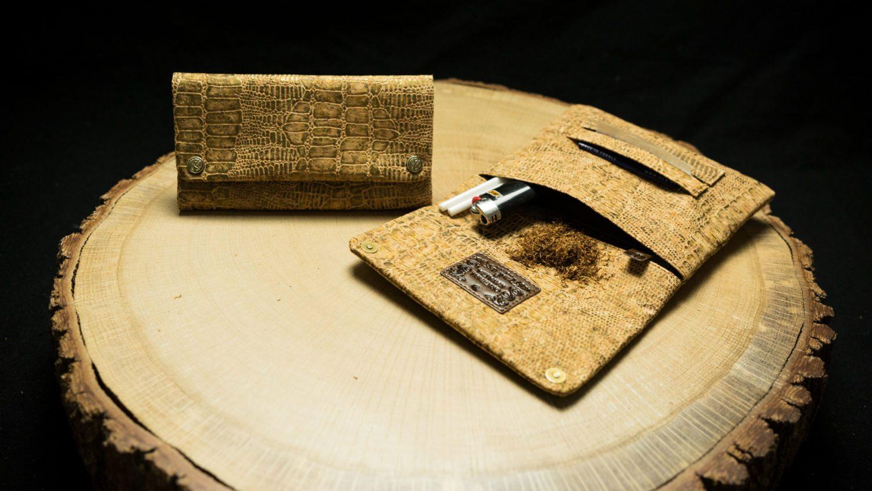 """TPC32 Tobacco Pouch """"Cork-Odile"""""""