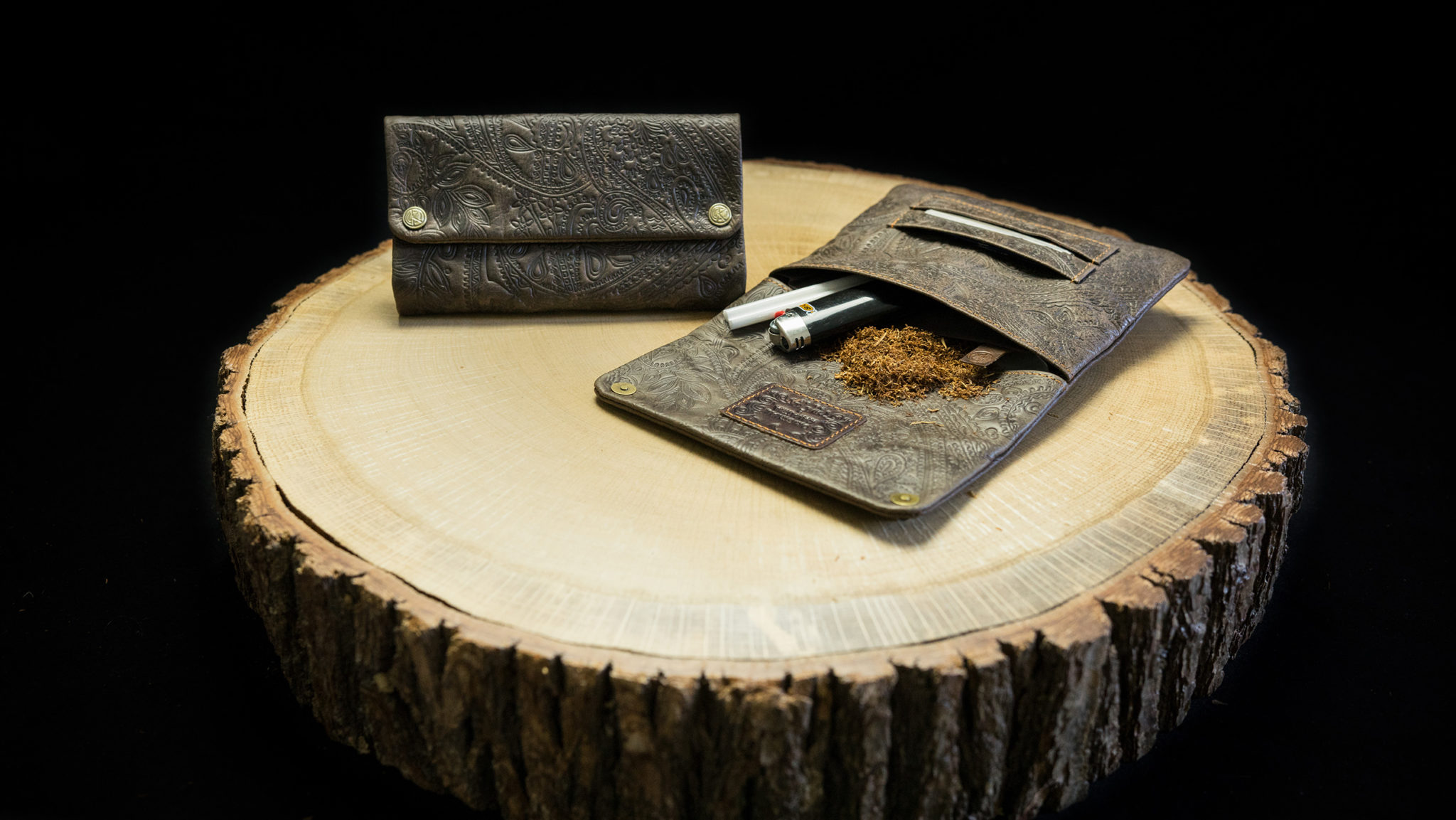 """TP12 Tobacco Pouch """"Ethnic"""""""