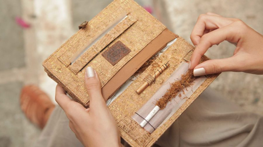 "EN: MJC32 - Mary Jane Clutch ""Cork-Odile"" DE: MJC32 - Mary Jane Handtasche ""Cork-Odile"" EAN/GTIN: 4260419121161"
