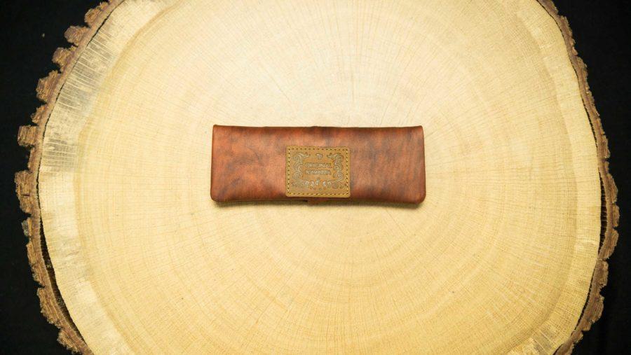 """EN: MP17RO - Mini Joint Rolling Pouch """"Havana"""" DE: MP17RO - Mini Joint Tasche """"Havana"""" EAN/GTIN: 4260419120966"""