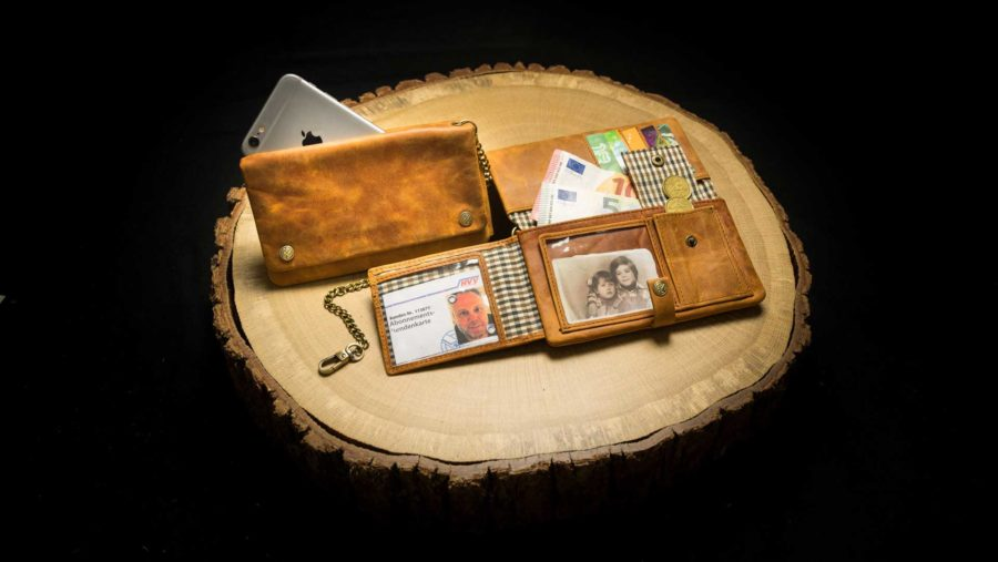 TWL03RO Tobacco Wallet (L) Tabba Deluxe 4260419121000