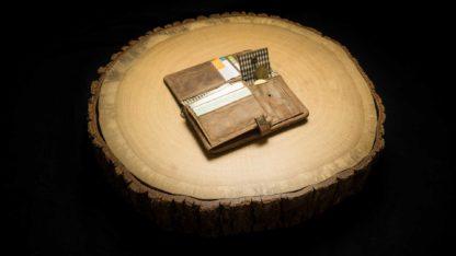 TWL05RO Tobacco Wallet (L) Buckaroo Deluxe 4260419121017