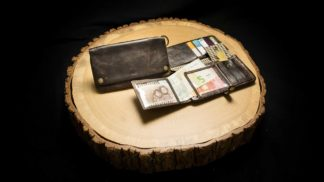 TWL17 Tobacco Wallet (L) Havana 4260419120911