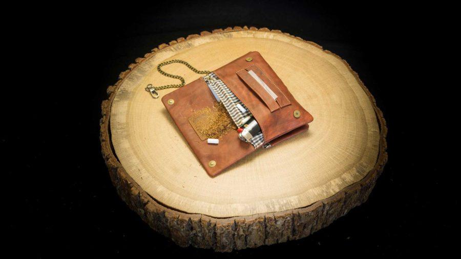 TWL17RO Tobacco Wallet (L) Havana Deluxe 4260419121024