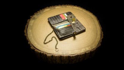 "TWL22 - Tobacco Wallet (L) ""Woven Havana"" - 4260419121307"