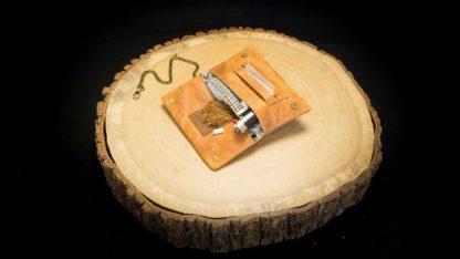 TWS03RO Tobacco Wallet (S) Tabba Deluxe 4260419121031