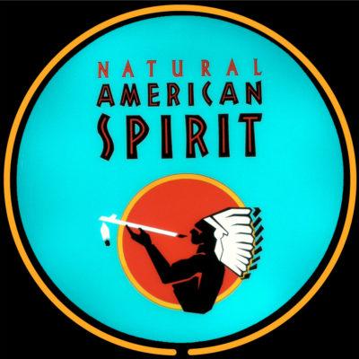 "Tobacco Pouch ""Natural American Spirit"" | americanspirit.com (Logo)"