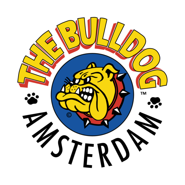 The Bulldog - A Cannabis coffee shop empire | thebulldog.com (Logo)