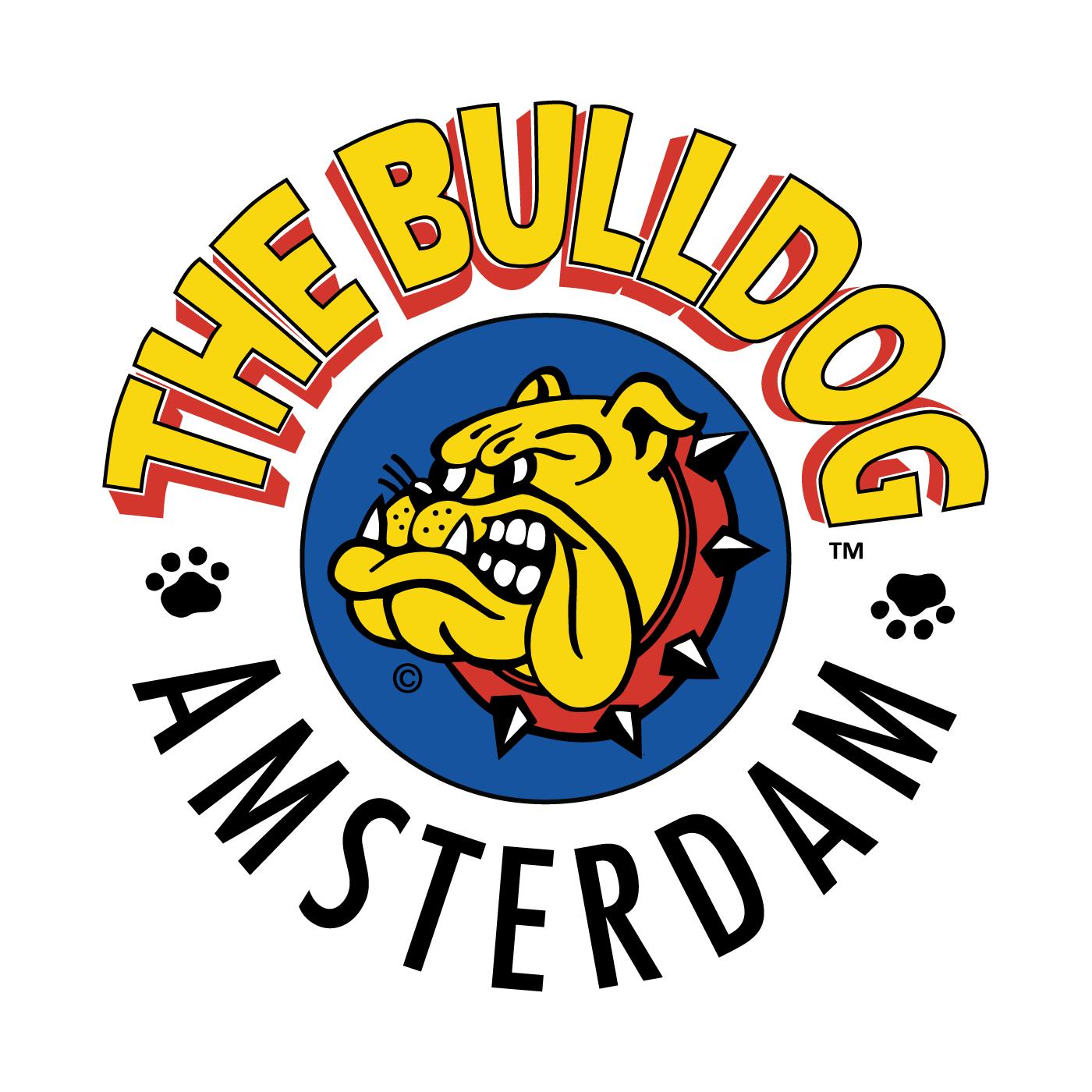 The Bulldog - A Cannabis coffee shop empire | thebulldog.com (Logo)