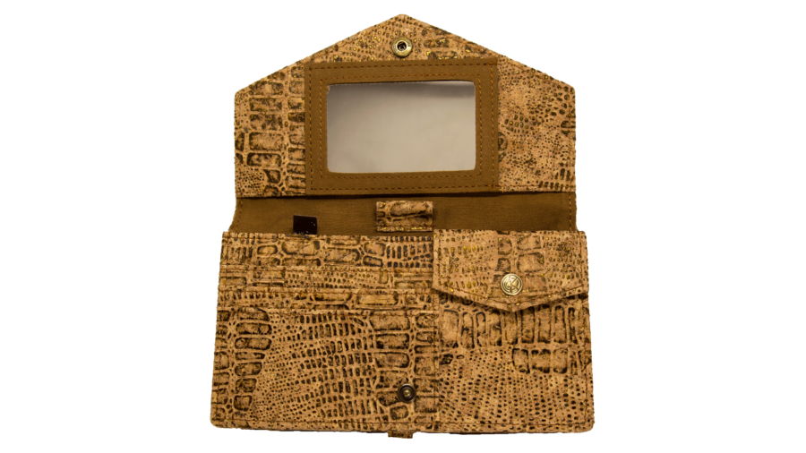 "MJC32 Mary Jane Clutch ""Cork-Odile"" EAN: 4260419121161"