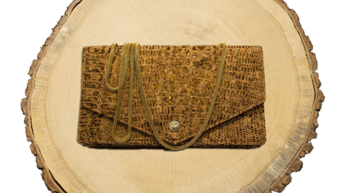 MJC32 - Mary Jane Clutch 'Cork-Odile' - EAN: 4260419121161