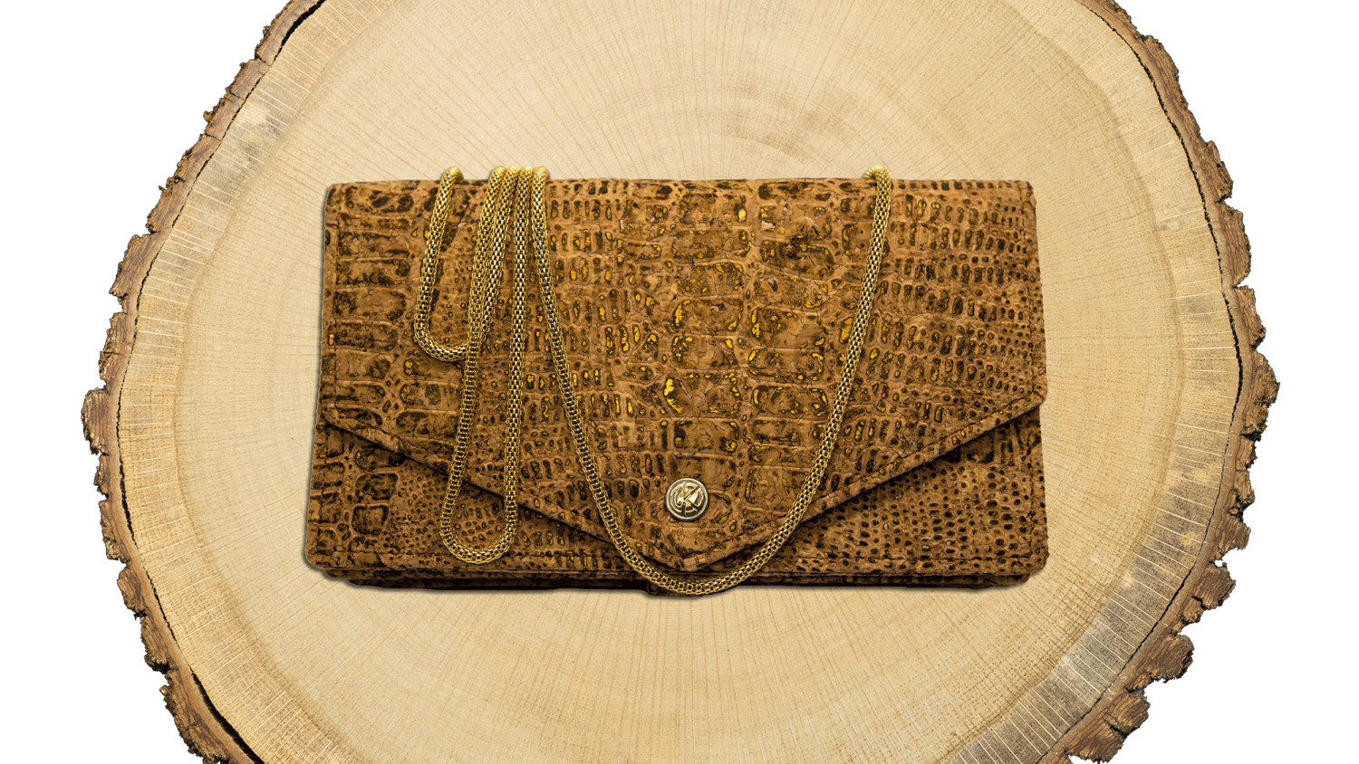 TC32 - Tobacco Clutch 'Cork-Odile' - EAN: 4260419121222