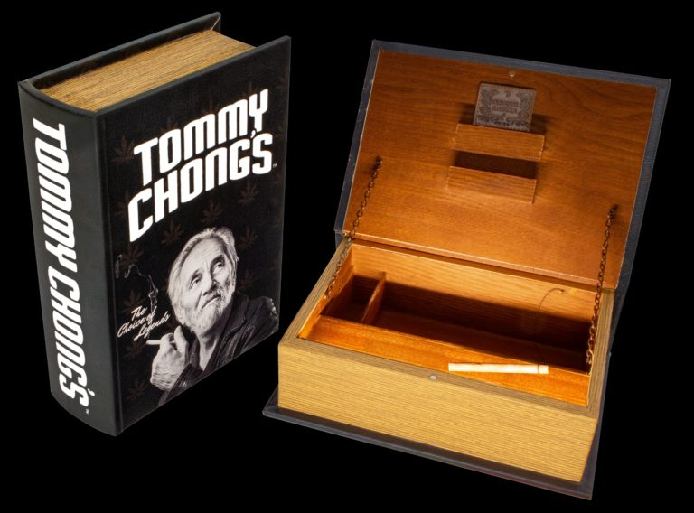 """Joint Buch Box """"Tommy Chong´s"""""""