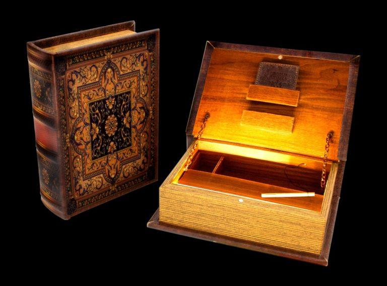 """Mini Joint Buch Box """"1001 Nights"""""""